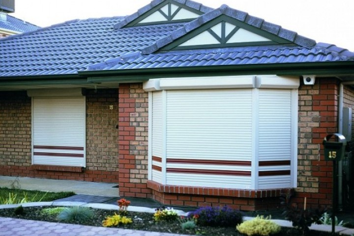 Brilliant Window Blinds Aluminium Roller Shutters 720 480